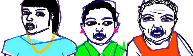 Confinement. Solidarité face aux violences faites aux femmes